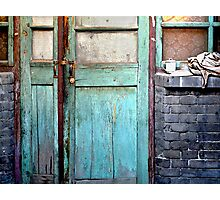 Welcome Home in Beijing Photographic Print