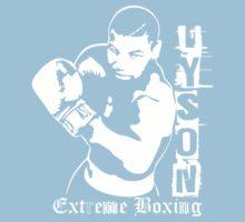Mike Tyson  fight shirt thai boxen ufc muay thai fight club k1 boxing neu Kids Tee