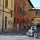 Essence of Italy by Sherony Lock