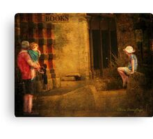 When spelling Tuesday simply doesn't count ... Canvas Print