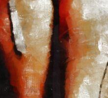 Suspender Suspense by Mary Bassett Sticker