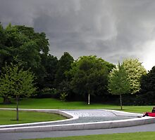 Diana Memorial Fountain by Eric Flamant