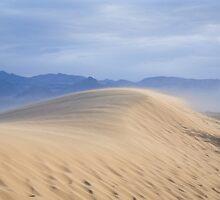 Death Valley Sandstorm by Robert Kelch, M.D.