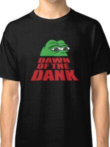 Pepe Frog Dawn of the Dank Classic T-Shirt