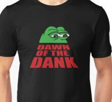 Pepe Frog Dawn of the Dank Unisex T-Shirt