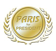 Paris for President by ImagineThatNYC
