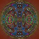 Urban Mandala by Scott Evers