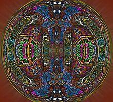 Urban Mandala by Scott Evers