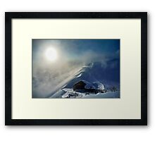 Lift to the Summit Framed Print
