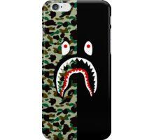 A Bathing Ape x Shark iPhone Case/Skin