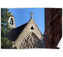 The Church of The Immaculate Conception Poster