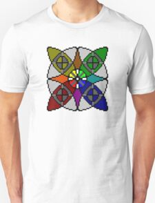 Another Awesome 16bit ColourChanger Wheel T-Shirt