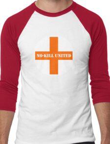 NO-KILL UNITED : PA-WO Men's Baseball ¾ T-Shirt