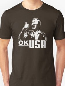 OK USA  Expendables Film T-Shirt