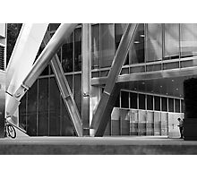 Broadgate Plaza Photographic Print