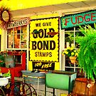 Bond....Gold Bond by Grinch/R. Pross