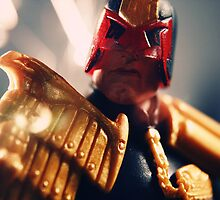 Judge Dredd by ElDave