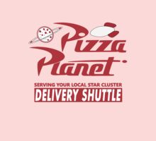 Pizza Planet One Piece - Long Sleeve