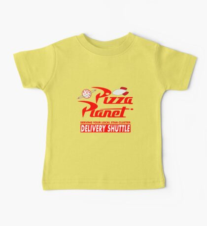 Pizza Planet Baby Tee