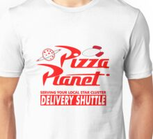 Pizza Planet Unisex T-Shirt