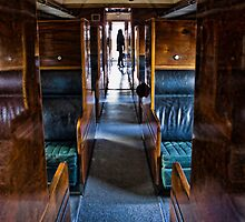 The Last Passenger by Barb Leopold
