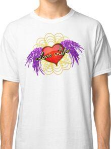 Love Life Vector 2 Classic T-Shirt