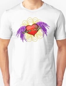 Love Life Vector 2 T-Shirt