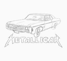 Metallicar One Piece - Short Sleeve