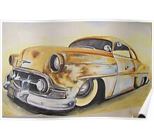 Lead Sled Poster