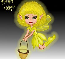 Firefly Helper by pixiewildflower