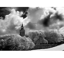 IMMA Clocktower in Kilmainham, Dublin Photographic Print