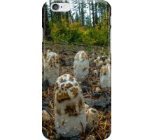 Wild about Mushrooms iPhone Case/Skin
