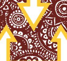Minnesota Doodle Logo Sticker