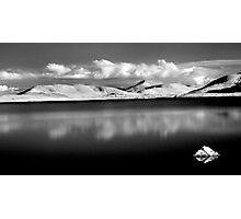 Lake Carrowmore & Mountains, County Mayo, Ireland Photographic Print