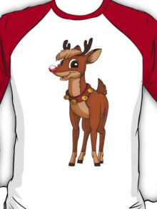 Rudolph The Red Nosed Reindeer Movie T-Shirt