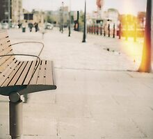 Bench. by cavan michaelides