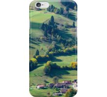 Sunlight on the Valley iPhone Case/Skin