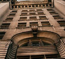 Liver Building by cavan michaelides