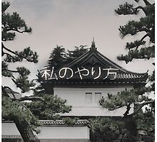 rare japanese smoke palace by aylemayo