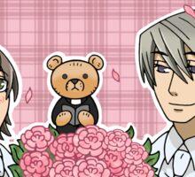 Junjou Romantica Wedding Sticker