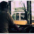 le conducteur de tramway by telecaster64