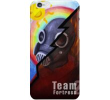 Team Fortress 2 Pyro iPhone Case/Skin