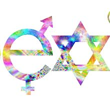 Coexist Trippy by Jason Levin