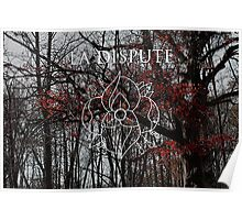 La Dispute - Forest Poster