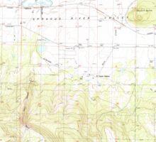 USGS Topo Map Oregon Sprague River East 281583 1988 24000 Sticker