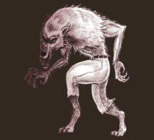 Wolfman by tapiona