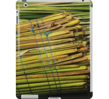 Reed Raft iPad Case/Skin