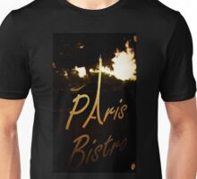 Paris Bistro Unisex T-Shirt