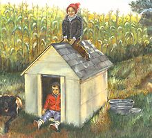 In the Dog House by Cathy Schock