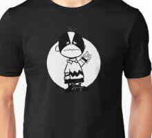 Charlie Black Unisex T-Shirt